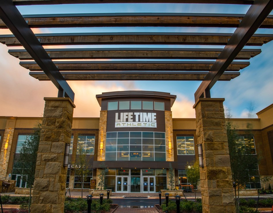 Life Time Athletic Oklahoma City at Quail Springs Mall, opening Oct. 15, 2018, is the first of many planned athletic lifestyle resorts across the country for Life Time Inc., with partners Brookfield Properties, Macerich and Simon.