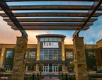 Picture of the front entry at Life Time Oklahoma City
