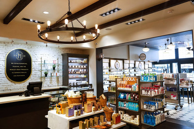 Merz Apothecary Launches The Shops at Merz - Three Shops in One: Beauty, Fragrance and Men's Grooming
