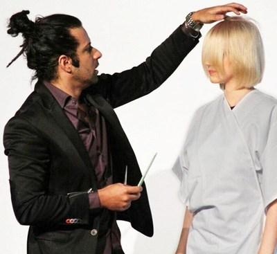 Miró Rodriguez é considerado um dos melhores Hairstylists e educadores do Brasil. (PRNewsfoto/Miró Rodriguez)