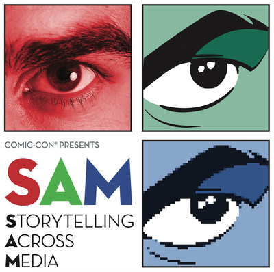 Comic-Con Presents SAM