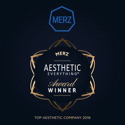 Merz North America, Inc. hauled in top honors, sweeping 16 award wins across 15 categories in the 2018 Aesthetic Everything® Aesthetic and Cosmetic Medicine Awards.