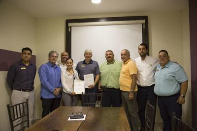 Casa Dorada firma convenio con Cecyt