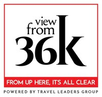 ViewFrom36k Logo (PRNewsfoto/Travel Leaders Group)