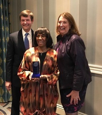 Beverly G. Coleman, MD, FACR, Honored for Outstanding Service in the Field of Radiology