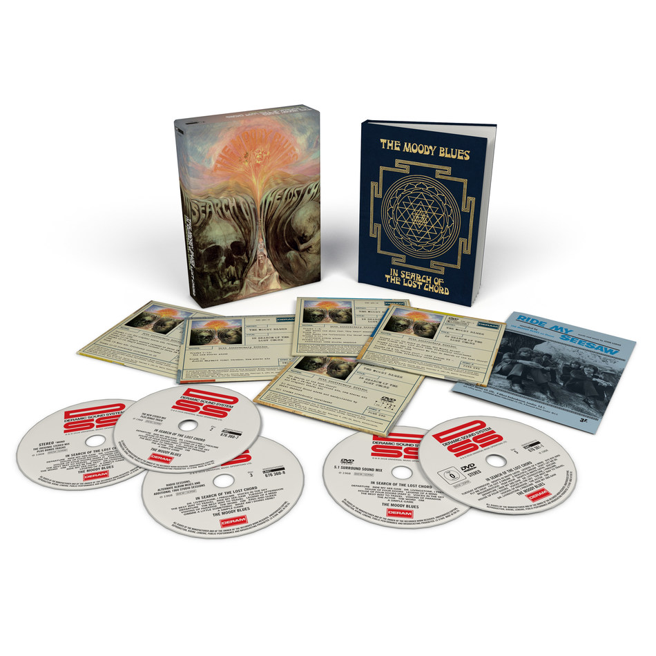 The Moody Blues 'In Search Of The Lost Chord' (50th Anniversary Edition)