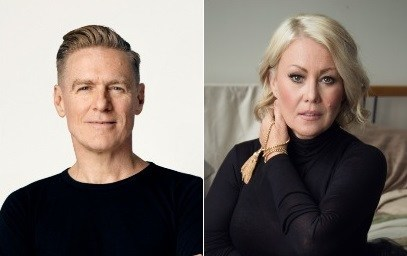 Music Icons Bryan Adams and Jann Arden Join Season 2 of CTV's THE LAUNCH (CNW Group/CTV)