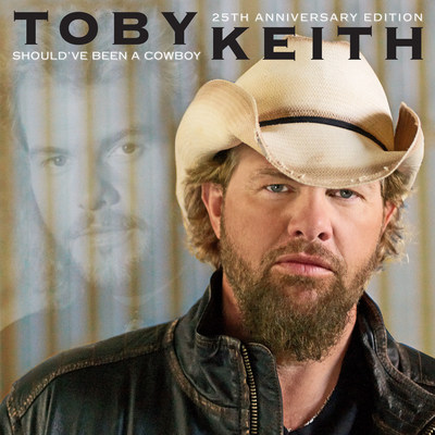 Toby Keith's self-titled debut album is being celebrated with a special 25th anniversary release rechristened
