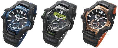 Casio Launches Aviation Concept G-SHOCK Watch