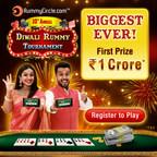 Diwali Rummy Tournament (PRNewsfoto/Play Games24x7 Pvt. Ltd.)