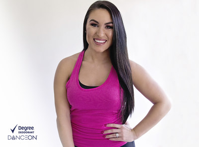 Dance fitness expert Jessica Bass James will join Degree® and DanceOn to inspire people to move more through dance.