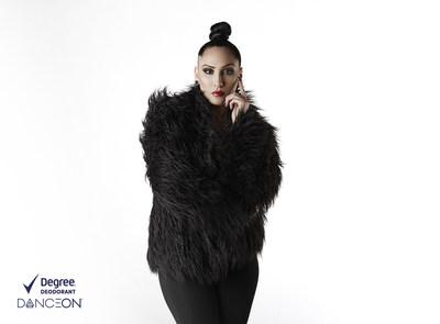 Bailarina de Hip-Hop y coreógrafa Tricia Miranda se unirá con Degree® y DanceOn para inspirar a la gente a moverse atreves del baile. (PRNewsfoto/Degree Women)