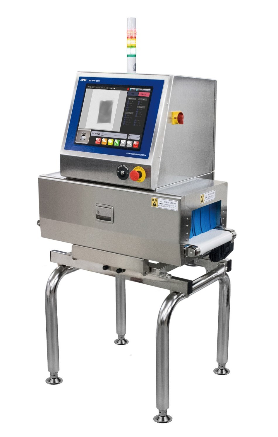 The ProteX X-ray equipment was designed with as compact a footprint as possible, ensuring manufacturers can incorporate the most advanced aspects of product inspection into almost any point of their production processes.