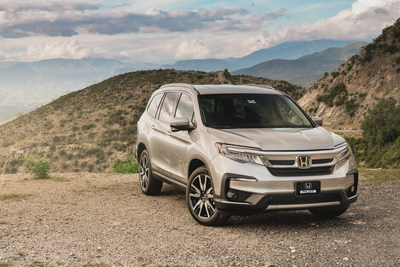 Honda Pilot 2019 llega con una nueva actitud