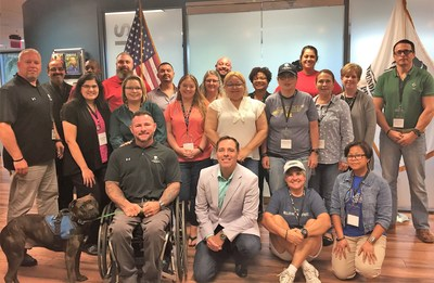 Wounded Warrior Project Conducts Suicide First-Aid Program to Help At-Risk Veterans