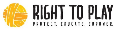 Logo : Right To Play (Groupe CNW/Banque Nationale du Canada)