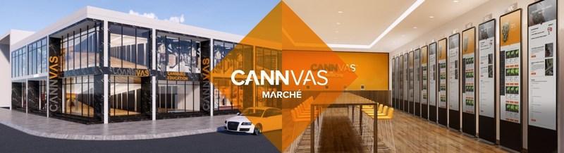 Cannvas Marché (CNW Group/Cannvas MedTech Inc.)