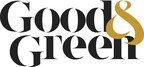 Good & Green logo (CNW Group/Good & Green)
