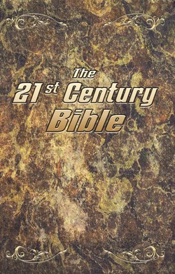 Bible code cracked! Introducing the 21st Century Bible (PRNewsfoto/Daniel Hardman)