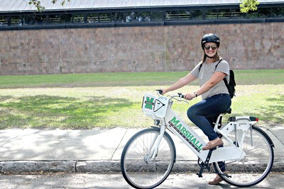 Gotcha Launches Campus Bike Share System For Marshall University