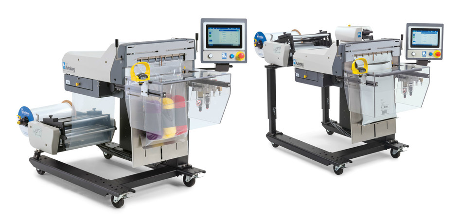 Autobag 600 and Autobag 650 Wide Bag Packaging Systems