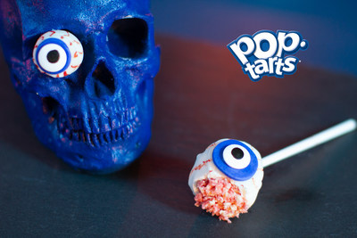 In advance of Halloween, Pop-Tarts® will throw treats and tricks into one bubbling cauldron as it takes over Kellogg's NYC Café from October 24 -27