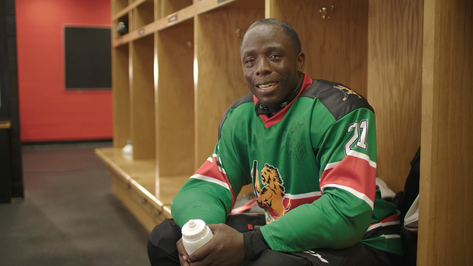 The story of Kenya's only ice hockey team (CNW Group/Tim Hortons)