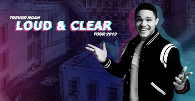 Trevor Noah Announces First Ever Arena Run With Loud & Clear Tour 2019