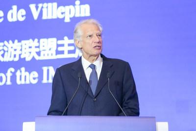 Dominique de Villepin, President of IMTA