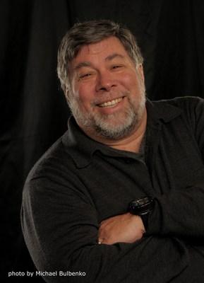 Steve Wozniak (the Woz) becomes co-founder of EQUI Global.