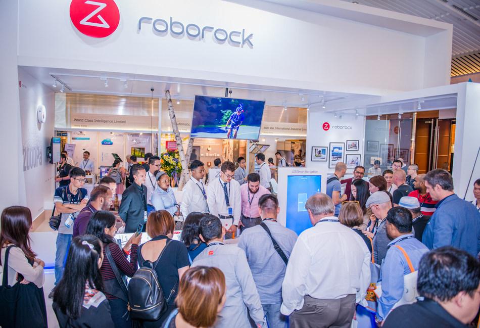 Roborock at the Hong Kong Electronics Fair 2018