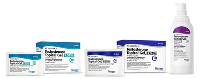 Perrigo Announces The Launch Of An AB Rated Generic Version Of Androgel® Topical Gel 1.62%