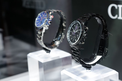 Available Spring 2019, the new Marvel inspired Citizen watch collection, powered by any light with Eco-Drive Technology.