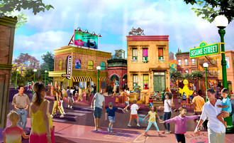 Sesame Street at SeaWorld Orlando Coming Spring 2019, families will be able to walk down Sesame Street for the very first time as Sesame Street at SeaWorld Orlando brings the world famous street to park guests, connecting them to all of the fun, laughter and learning of Sesame Street.