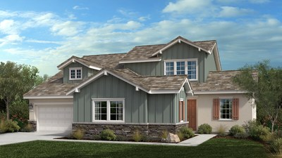 Taylor Morrison debuts stunning new model homes in Spring Lake.