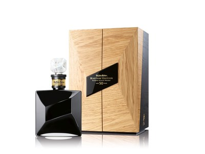 The John Walker Masters' Edition: The First 50 Year Old Scotch Whisky in the History of Johnnie Walker