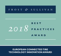 2018 European Connected Tire Technology Innovation Award