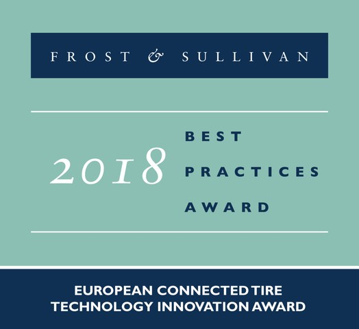 Ste Industries Commended by Frost & Sullivan for its Micro.sp®, a Cloud-enabled Tire Pressure Monitoring System