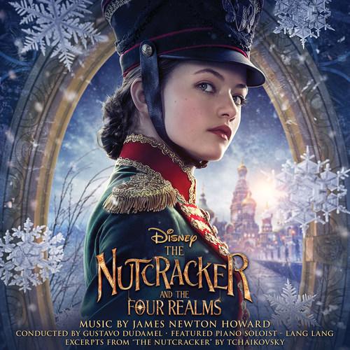 Nutcracker and The Four Realms soundtrack cover art