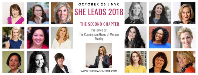 She Leads 2018 Expert Speakers