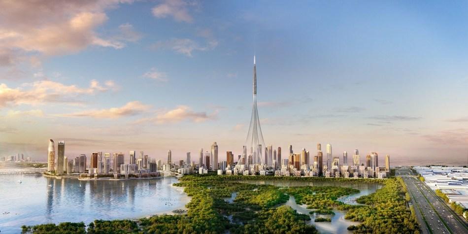 Dubai Creek Harbour by Emaar (PRNewsfoto/Emaar)
