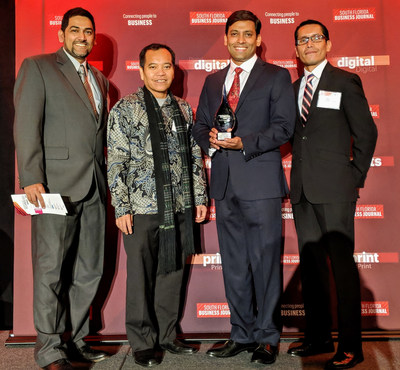 SproutLoud's Anjan Upadhya Wins 2018 CIO of the Year Award