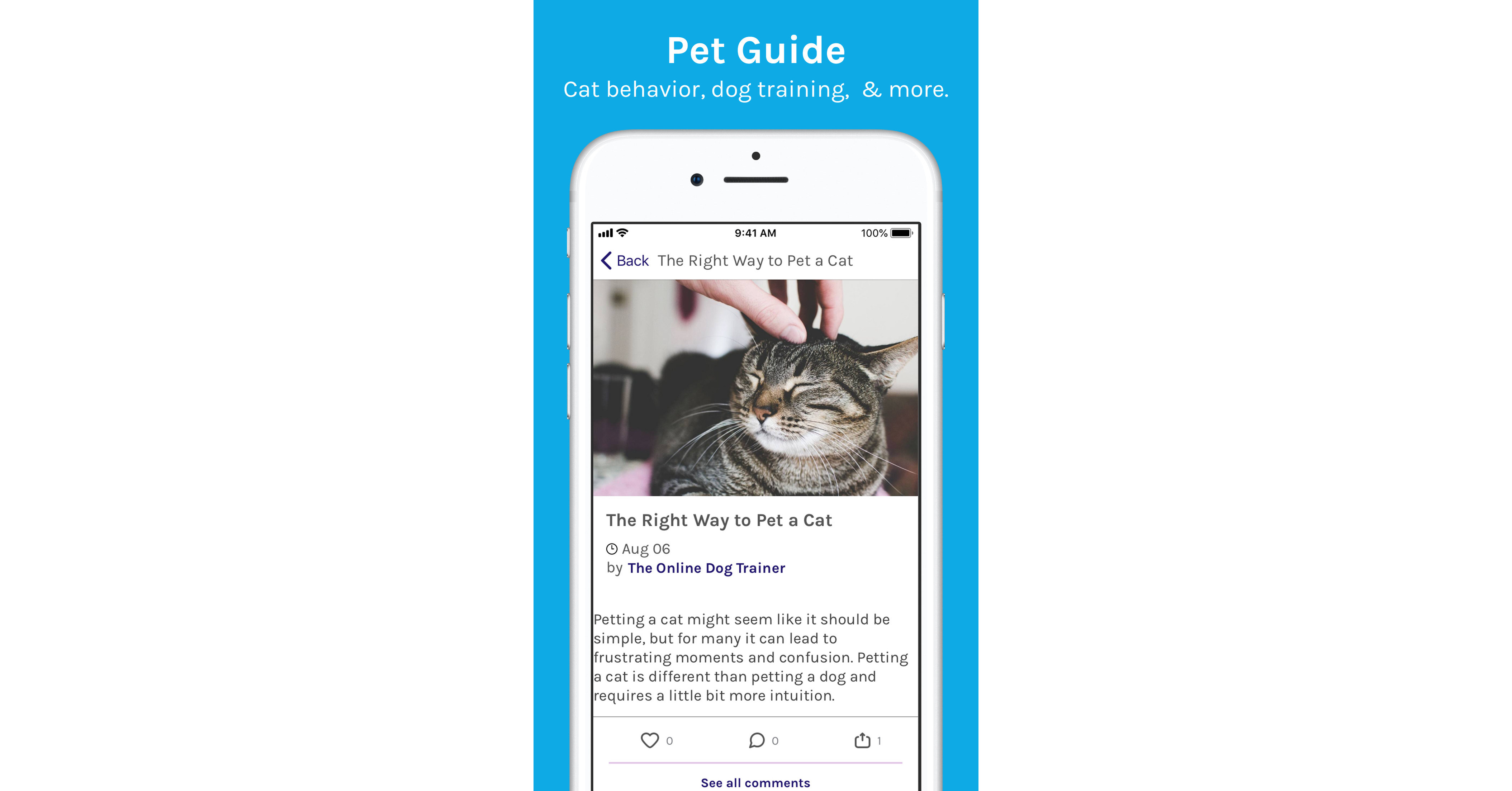 ScritchSpot: A New App That Makes Pet Parenting Easier, Even More Fun