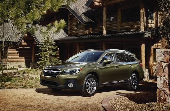 Subaru Sells One-Millionth Vehicle with EyeSight® Driver Assist Technology