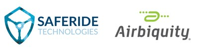 Saferide-Airbiquity logo