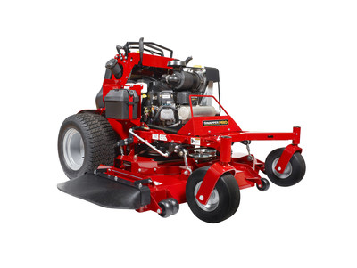 Snapper Pro delivers stand-on mowers to the market