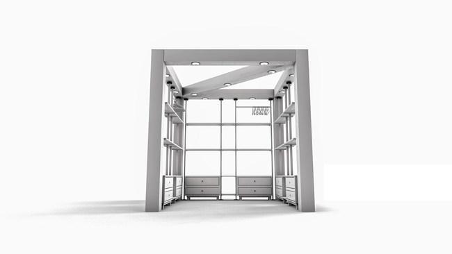 Fourpost Studio Shop Cube