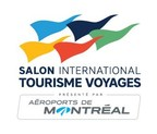 Logo : Salon International Tourisme Voyages (Groupe CNW/SALON INTERNATIONAL TOURISME VOYAGES)