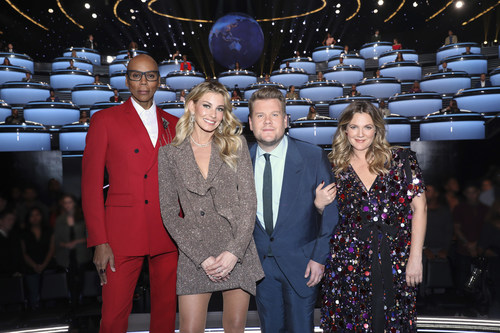 """THE NEW GLOBAL COMPETITION SERIES """"THE WORLD'S BEST"""" FEATURES THE ALL-STAR LINE-UP OF DREW BARRYMORE, RUPAUL CHARLES, JAMES CORDEN AND FAITH HILL"""