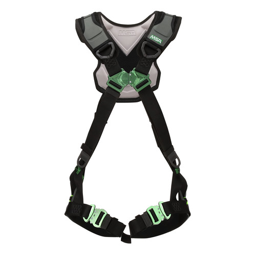 MSA to Debut the V-FLEX Harness at Upcoming National Safety Congress Expo - the Company's Most Comfortable and Innovative Fall Protection Harness Yet